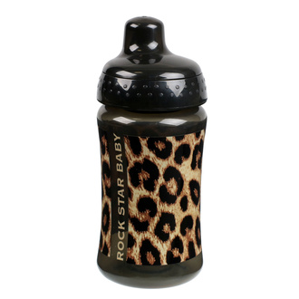 bottiglia ROCK STAR BABY - LEOPARD, ROCK STAR BABY