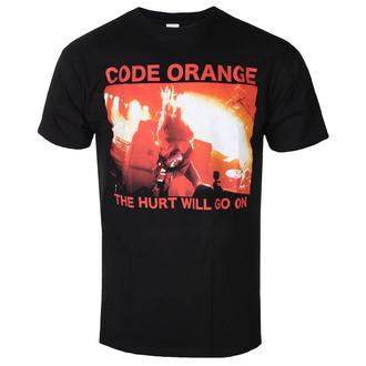t-shirt metal uomo Code Orange - RED HURT PHOTO - PLASTIC HEAD, PLASTIC HEAD, Code Orange