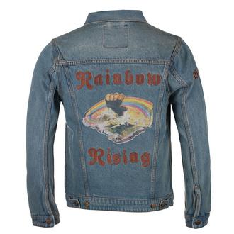 giacca Rainbow - CAPRICORN ROCKWEAR - blu, CAPRICORN ROCKWEAR, Rainbow