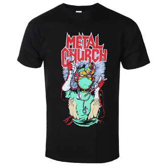 t-shirt metal uomo Metal Church - FAKE HEALER - PLASTIC HEAD, PLASTIC HEAD, Metal Church