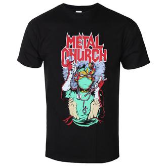 t-shirt metal uomo Metal Church - FAKE HEALER - PLASTIC HEAD, PLASTIC HEAD, Metal Church