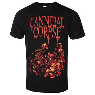 t-shirt metal uomo Cannibal Corpse - PILE OF SKULLS - PLASTIC HEAD, PLASTIC HEAD, Cannibal Corpse