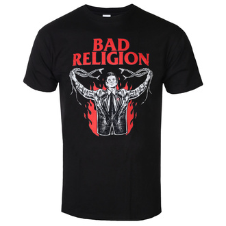 t-shirt metal uomo Bad Religion - SNAKE PREACHER - PLASTIC HEAD, PLASTIC HEAD, Bad Religion