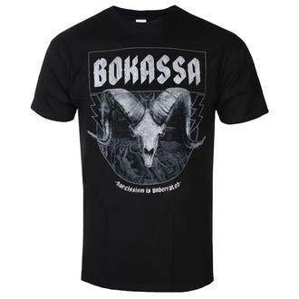 t-shirt metal uomo Bokassa - NARCISSISM - PLASTIC HEAD, PLASTIC HEAD, Bokassa