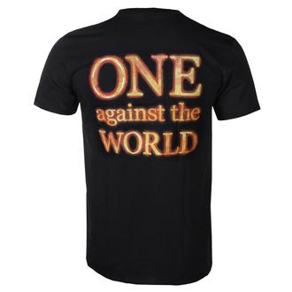 t-shirt metal uomo Hammerfall - One Against The World - NAPALM RECORDS, NAPALM RECORDS, Hammerfall