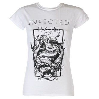 t-shirt metal donna Infected Rain - The Earth Mantra - NAPALM RECORDS, NAPALM RECORDS, Infected Rain
