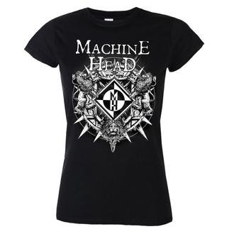 t-shirt metal donna Machine Head - Bloodstone - NNM, NNM, Machine Head