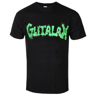t-shirt metal uomo Gutalax - Green Logo - ROTTEN ROLL REX, ROTTEN ROLL REX, Gutalax