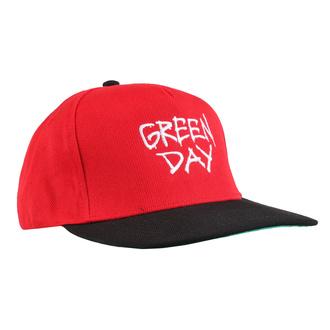 berretto GREEN DAY - RADIO HAT - PLASTIC HEAD, PLASTIC HEAD, Green Day