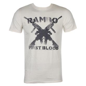 t-shirt film uomo Rambo - Guns - AMERICAN CLASSICS, AMERICAN CLASSICS, Rambo