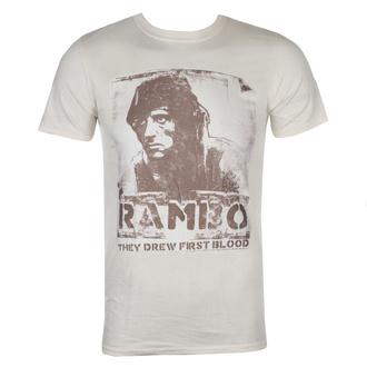 t-shirt film uomo Rambo - Blame - AMERICAN CLASSICS, AMERICAN CLASSICS, Rambo