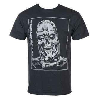 t-shirt film uomo Terminator - Machine Skull - AMERICAN CLASSICS, AMERICAN CLASSICS, Terminator