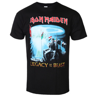 t-shirt metal uomo Iron Maiden - Two Minutes To Midnight - ROCK OFF, ROCK OFF, Iron Maiden