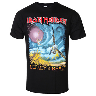 t-shirt metal uomo Iron Maiden - The Flight Of Icarus - ROCK OFF, ROCK OFF, Iron Maiden