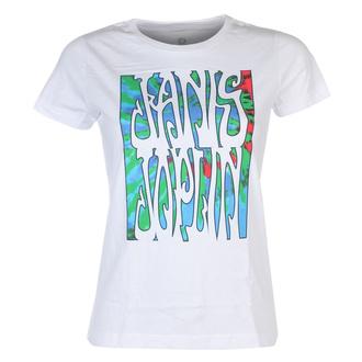 t-shirt metal donna Janis Joplin - JANIS PEARL - LIQUID BLUE, LIQUID BLUE, Janis Joplin