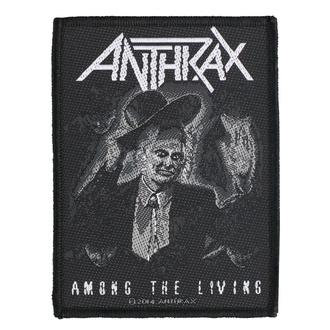 Toppa Anthrax - Among The Living - RAZAMATAZ, RAZAMATAZ, Anthrax