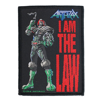 Toppa Anthrax - I Am The Law - RAZAMATAZ, RAZAMATAZ, Anthrax