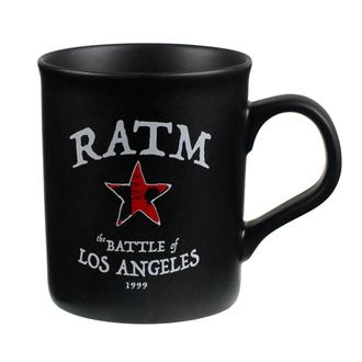 Tazza Rage Against the Machine - Battle Star - Nero, NNM, Rage against the machine