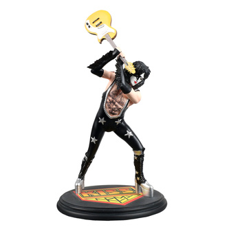 Statuetta Kiss - Rock Iconz Statue - The Starchild (ALIVE!), KNUCKLEBONZ, Kiss