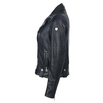 Giacca da motociclista da donna GG Favorit - Black, NNM