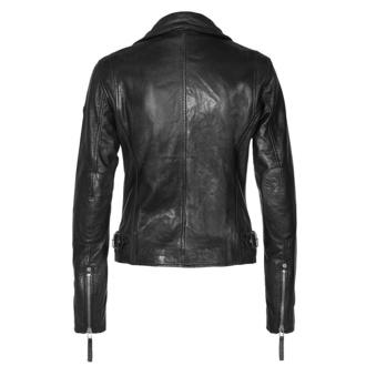 Giacca da motociclista da donna PGG W14 LEGV - Black, NNM