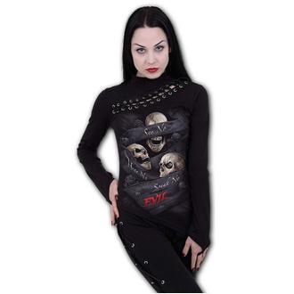 t-shirt donna - SEE NO EVIL - SPIRAL, SPIRAL