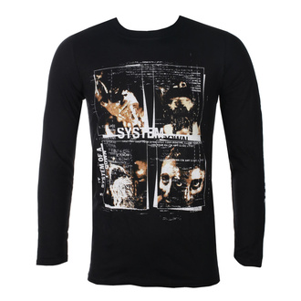 t-shirt metal uomo System of a Down - FACE BOXES - PLASTIC HEAD, PLASTIC HEAD, System of a Down