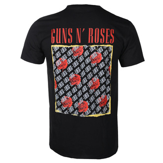t-shirt metal uomo Guns N' Roses - Lies Repeat / 30 Years - ROCK OFF, ROCK OFF, Guns N' Roses