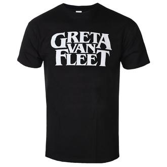 t-shirt metal uomo Greta Van Fleet - Logo - ROCK OFF, ROCK OFF, Greta Van Fleet