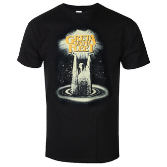 t-shirt metal uomo Greta Van Fleet - Cinematic Lights - ROCK OFF, ROCK OFF, Greta Van Fleet