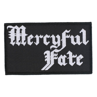 Toppa Mercyful Fate - Logo - RAZAMATAZ, RAZAMATAZ, Mercyful Fate