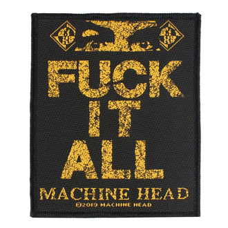 Toppa Machine Head - Fuck It All - RAZAMATAZ, RAZAMATAZ, Machine Head