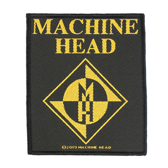 Toppa Machine Head - Diamond Logo - RAZAMATAZ, RAZAMATAZ, Machine Head