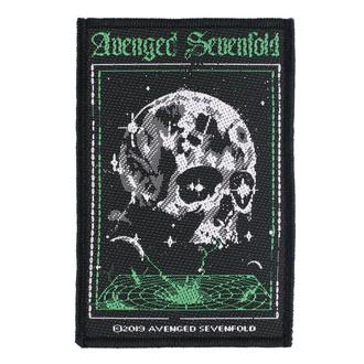 Toppa Avenged Sevenfold - Vortex Skull - RAZAMATAZ, RAZAMATAZ, Avenged Sevenfold