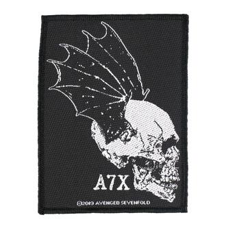 Toppa Avenged Sevenfold - Skull Profile - RAZAMATAZ, RAZAMATAZ, Avenged Sevenfold