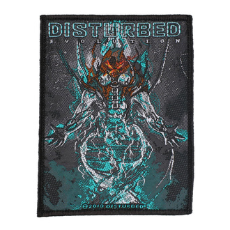 Toppa Disturbed - Evolution Hooded - RAZAMATAZ, RAZAMATAZ, Disturbed
