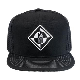 Berretto Machine Head - Diamond - Nero, NNM, Machine Head