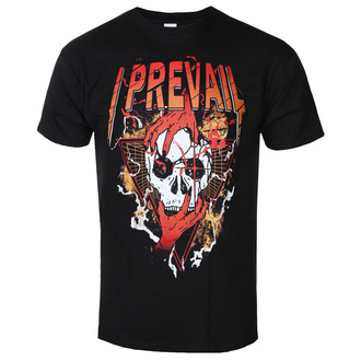 t-shirt metal uomo I Prevail - Orange Skull - KINGS ROAD, KINGS ROAD, I Prevail