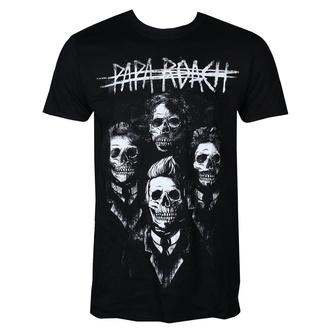 t-shirt metal uomo Papa Roach - Portrait - KINGS ROAD, KINGS ROAD, Papa Roach