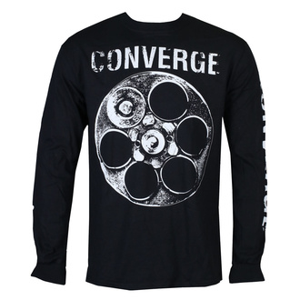 t-shirt metal uomo Converge - The Chamber Black - KINGS ROAD, KINGS ROAD, Converge