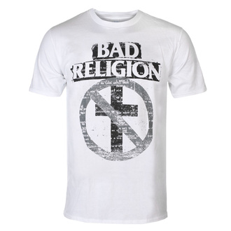 t-shirt metal uomo Bad Religion - Typewriter Crossbuster - KINGS ROAD, KINGS ROAD, Bad Religion