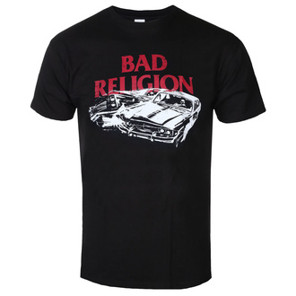 t-shirt metal uomo Bad Religion - Car Crash - KINGS ROAD, KINGS ROAD, Bad Religion