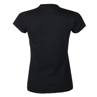 t-shirt metal donna AC-DC - For those about to rock - LOW FREQUENCY, LOW FREQUENCY, AC-DC