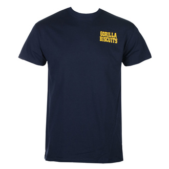 t-shirt metal uomo Gorila Biscuits - Hold Your Ground Pocket - KINGS ROAD, KINGS ROAD, Gorila Biscuits