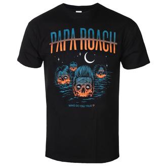 t-shirt metal uomo Papa Roach - Drowning WDYT - KINGS ROAD, KINGS ROAD, Papa Roach