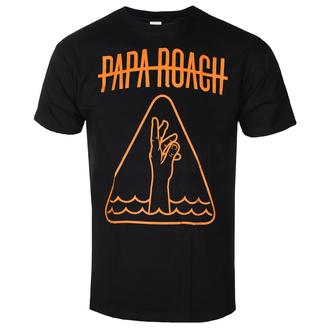 t-shirt metal uomo Papa Roach - Hand Icon - KINGS ROAD, KINGS ROAD, Papa Roach