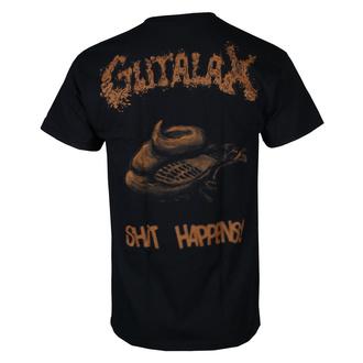 t-shirt metal uomo Gutalax - Coverart - ROTTEN ROLL REX, ROTTEN ROLL REX, Gutalax