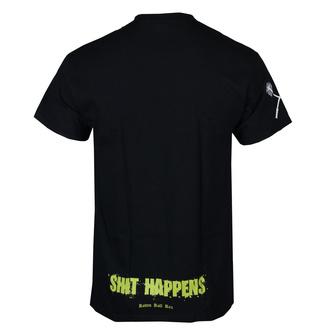 t-shirt metal uomo Gutalax - Shit Happens - ROTTEN ROLL REX, ROTTEN ROLL REX, Gutalax