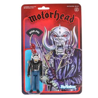 Action Figure Motörhead - ReAction - WARPIG, NNM, Motörhead
