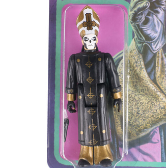 Action figure Ghost - ReAction - Papà Emerito 3rd, NNM, Ghost